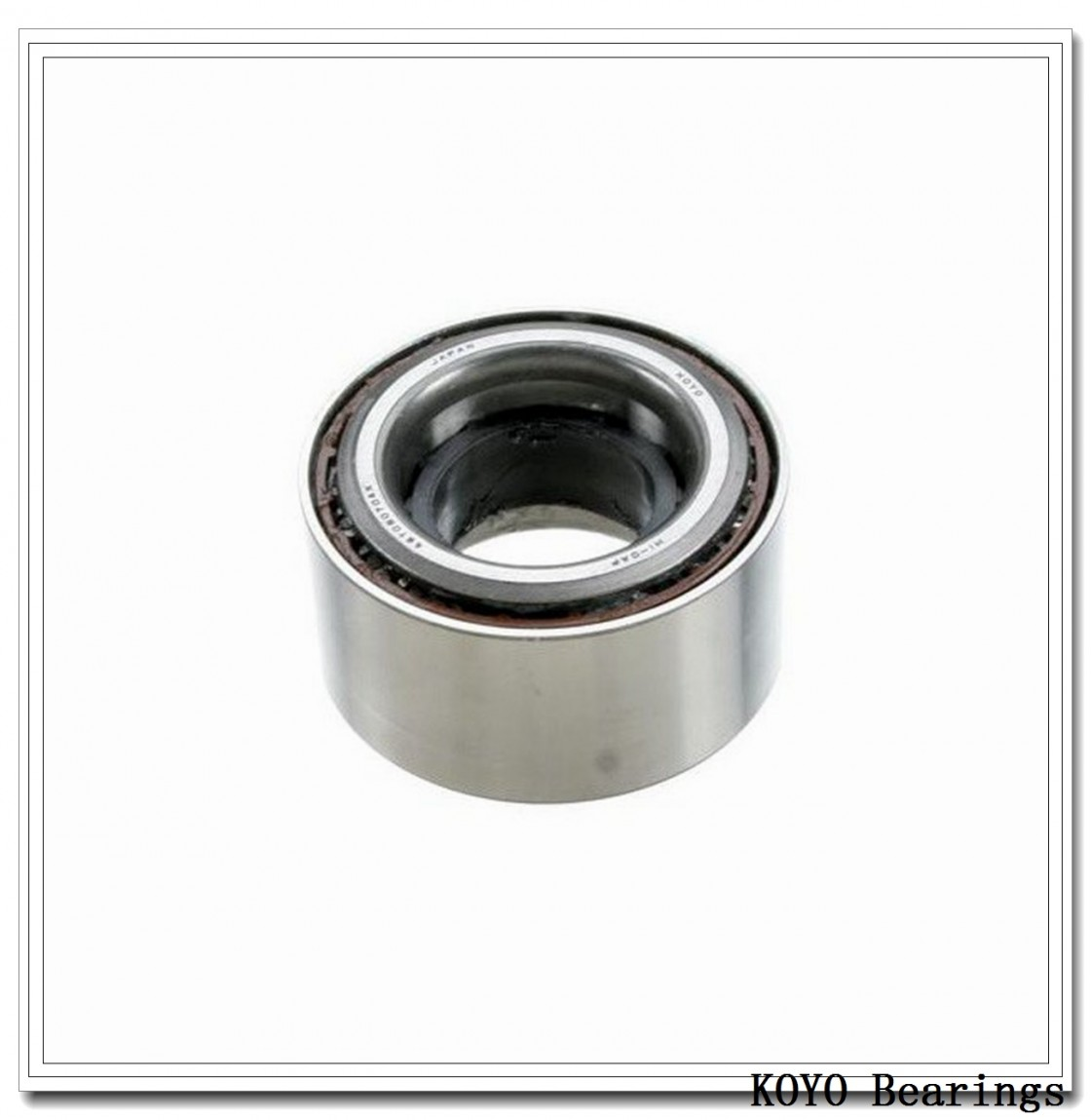 KOYO 6312-2RS deep groove ball bearings