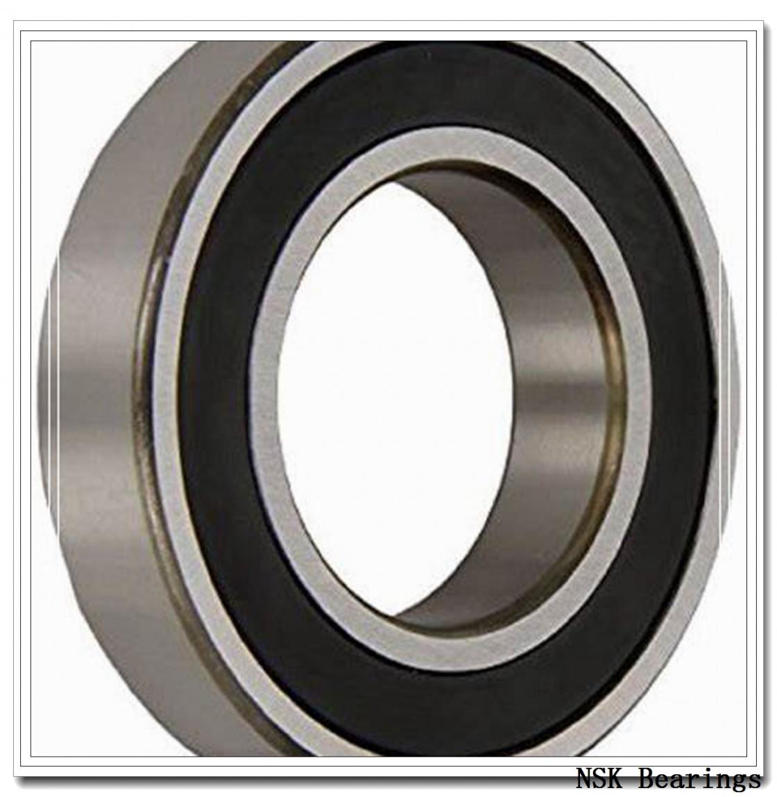 NSK 51110 thrust ball bearings