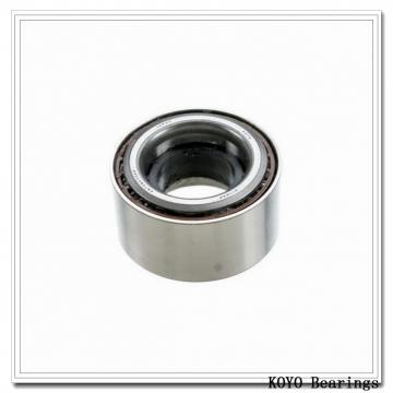 KOYO 6000-2RS deep groove ball bearings