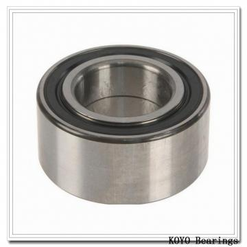 KOYO 7409B angular contact ball bearings