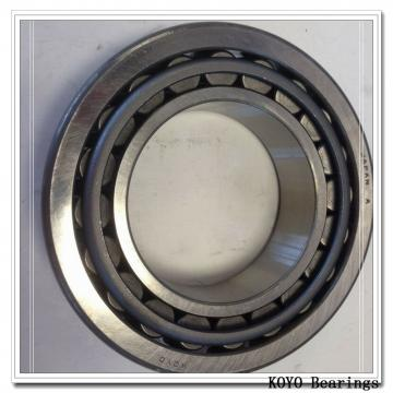 KOYO KAX055 angular contact ball bearings