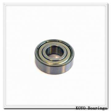KOYO 47TS483523A tapered roller bearings