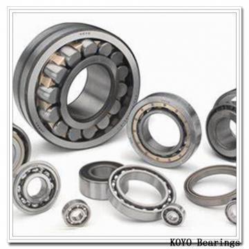 KOYO 7417B angular contact ball bearings