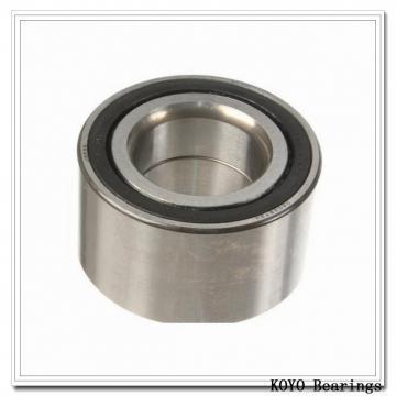 KOYO 6317-2RS deep groove ball bearings