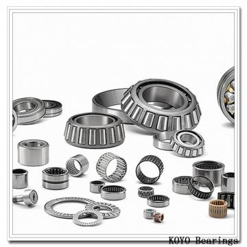 KOYO M6204 deep groove ball bearings