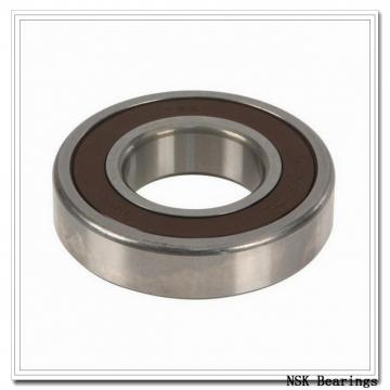 NSK R 0 deep groove ball bearings