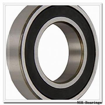 NSK 1201 self aligning ball bearings