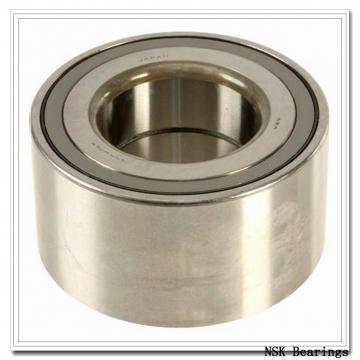 NSK QJ307 angular contact ball bearings