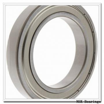 NSK 7006CTRSU angular contact ball bearings