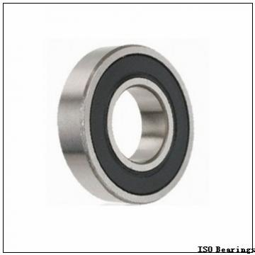 ISO 61800 ZZ deep groove ball bearings