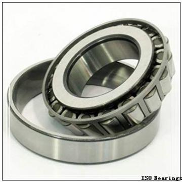 ISO 16007 ZZ deep groove ball bearings