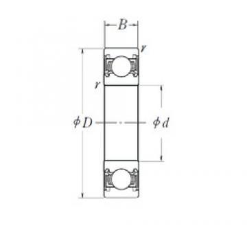 SKF BB1B631409AC deep groove ball bearings
